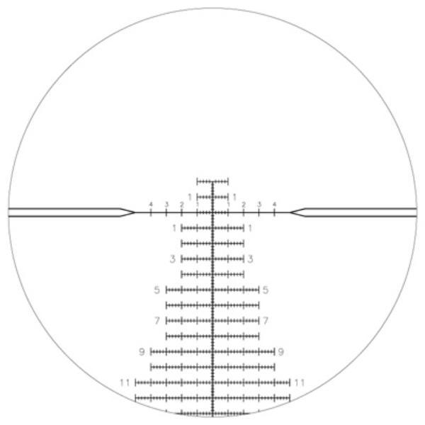 Horus h58 reticle